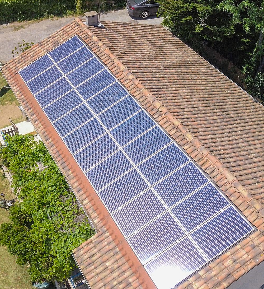 revente électricité - énergie verte