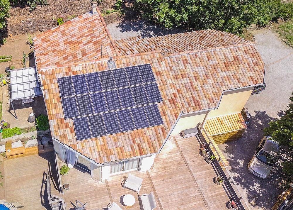 panneaux solaires particuliers